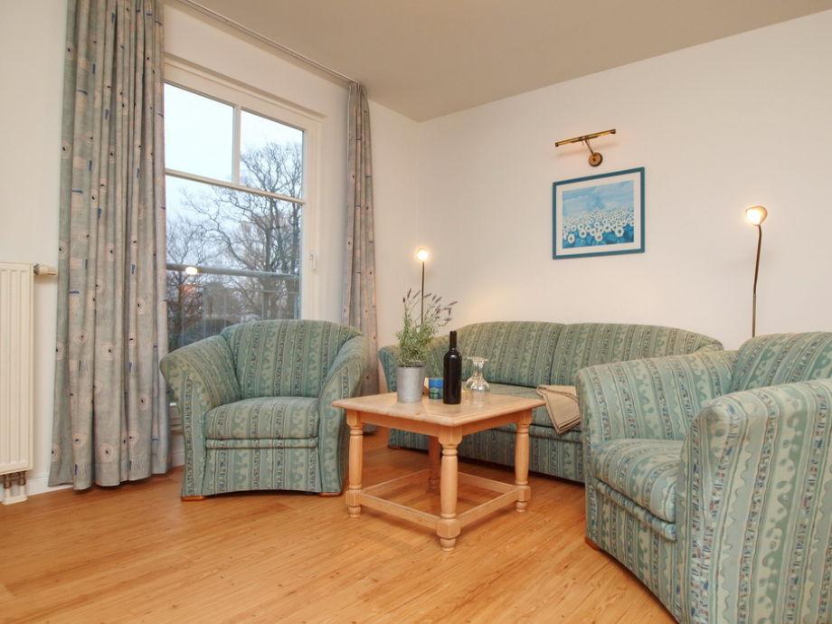Wohnbereich mit Sitzgarnitur