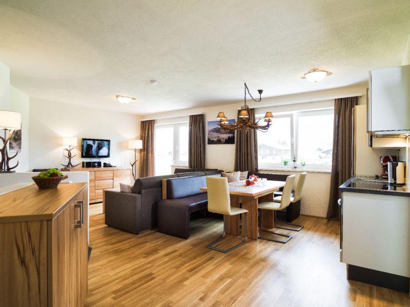Ferienhaus Residence Areitbahn - Alpine Dreams