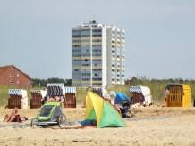 Ferienwohnung Strandhochhaus SHH4