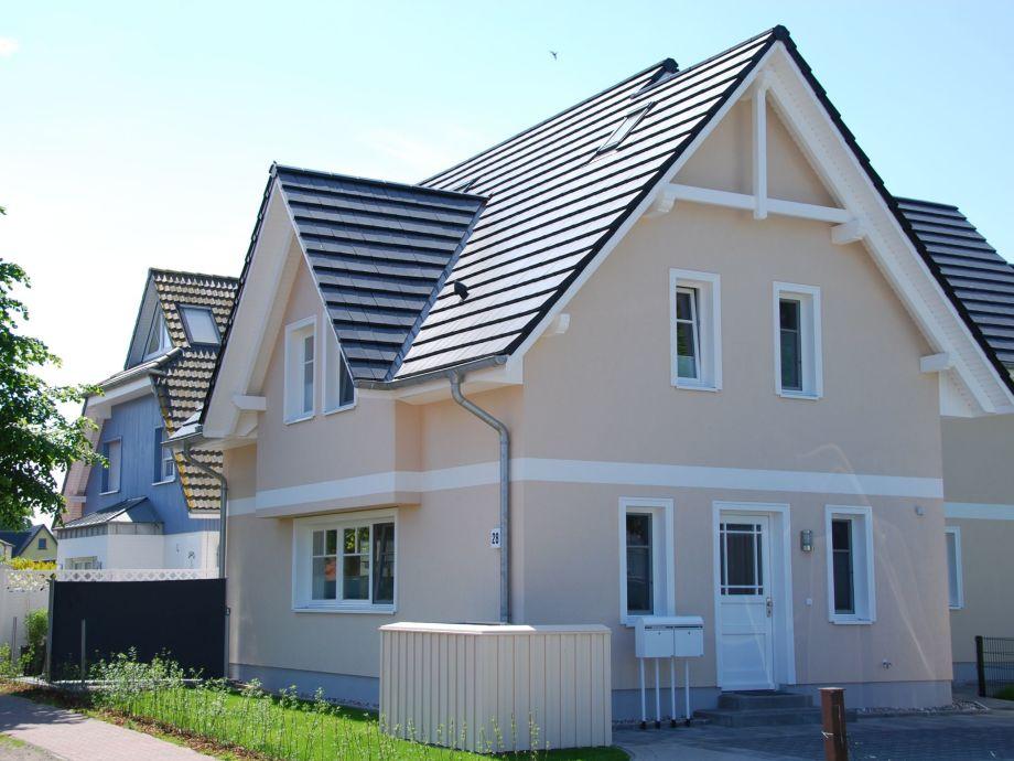Haus Lilienthal außen