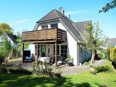 """Ferienhaus """"Shanty"""" am schönsten Fjord Deutschlands"""