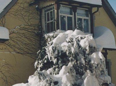 im Kulturdenkmal - Haus Bachmann