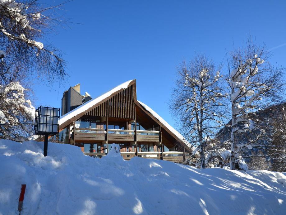 Prachenskyhof im Winter