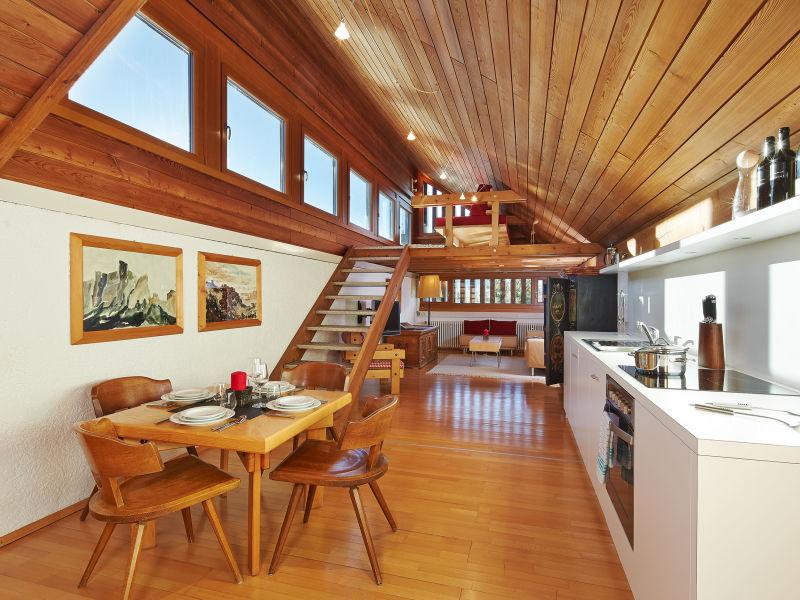 Apartment Dachgeschoß-Atelier