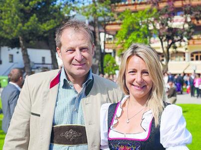 Ihr Gastgeber Pia und Alexander Prachensky
