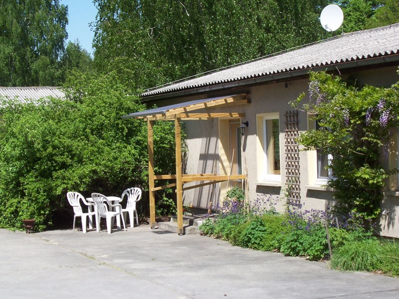 Ferienhaus auf der Sonnenseite
