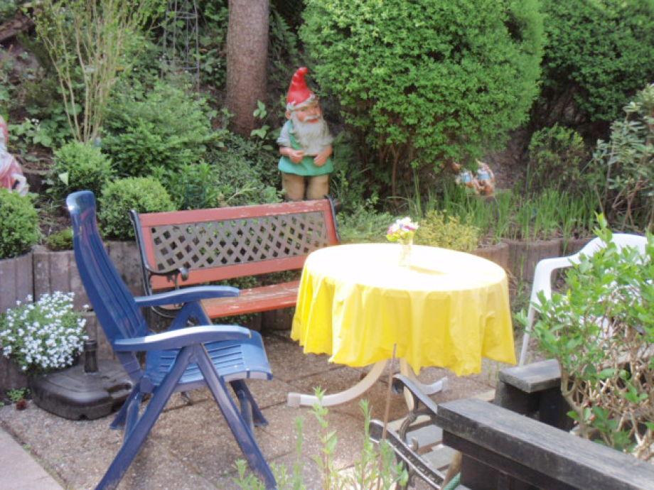 Gartenbereich für alle Gäste