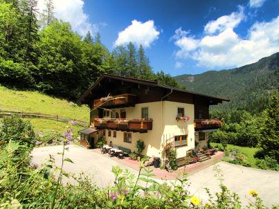 Apartments Waldeck at country of Salzburg