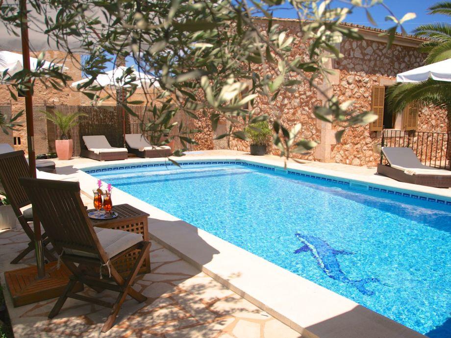 Ferienhaus Casa Principal Mallorca S Den Frau Heike