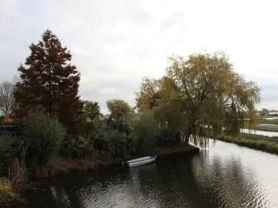 Atelier near the water-side