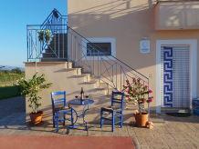 Villa Finiki Messinia - oben