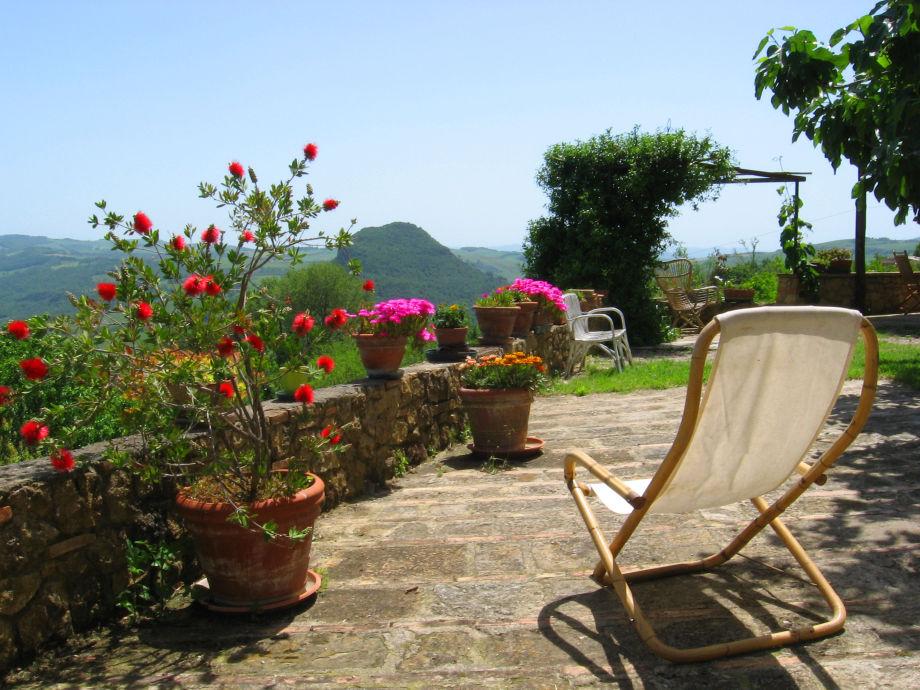 Ferienwohnung La Cella Toskana Volterra Herr Andrea Masti