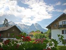 Ferienwohnung Alpenglühen