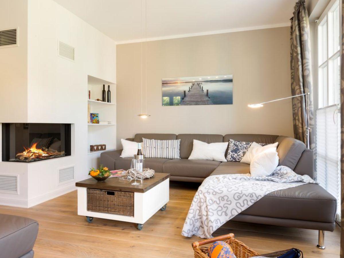 Ferienhaus nauta seatime zingst firma for Sofa 8 personen