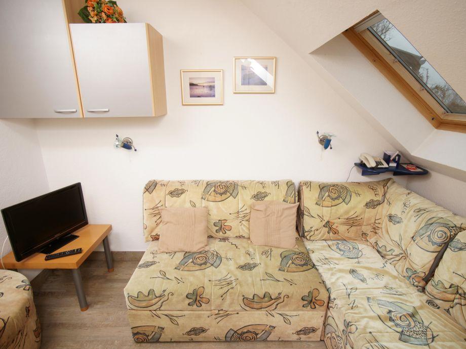 Kuscheliges Eck-Sofa