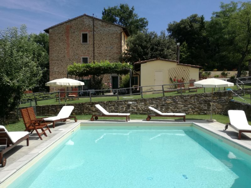 Farmhouse La Tinaia - La Vigna flat