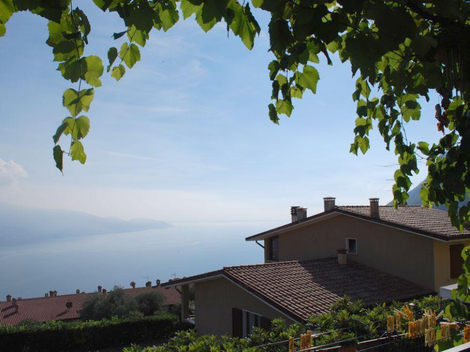 Seeblick auf den Gardasee