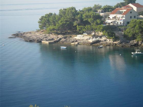 ferienwohnung top lage direkt am meer kroatien s dliche adria herr. Black Bedroom Furniture Sets. Home Design Ideas