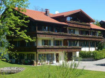 Trettach im Landhaus Bachtelmühle