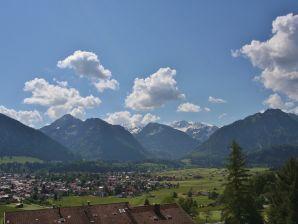 Ferienwohnung Alpenglück