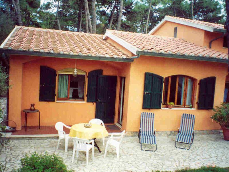 Ferienhaus am Meer in der Toskana