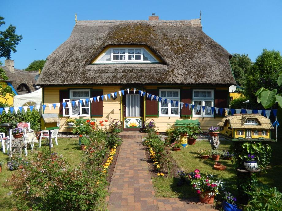 Vorderansicht Haus Annette