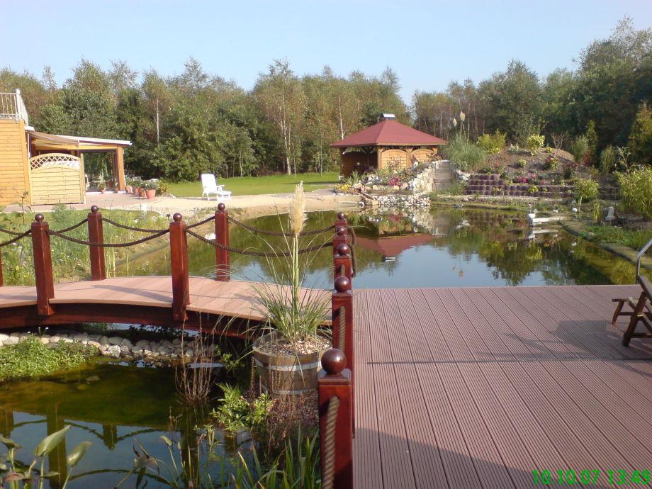 Schwimmteich-Anlage Düünenoase