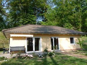 Ferienhaus 30 m zum Plauer See in Lenz