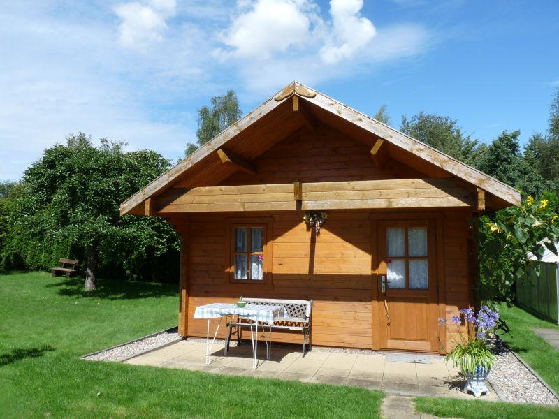 Ferienhaus in Tribsees mit Sauna
