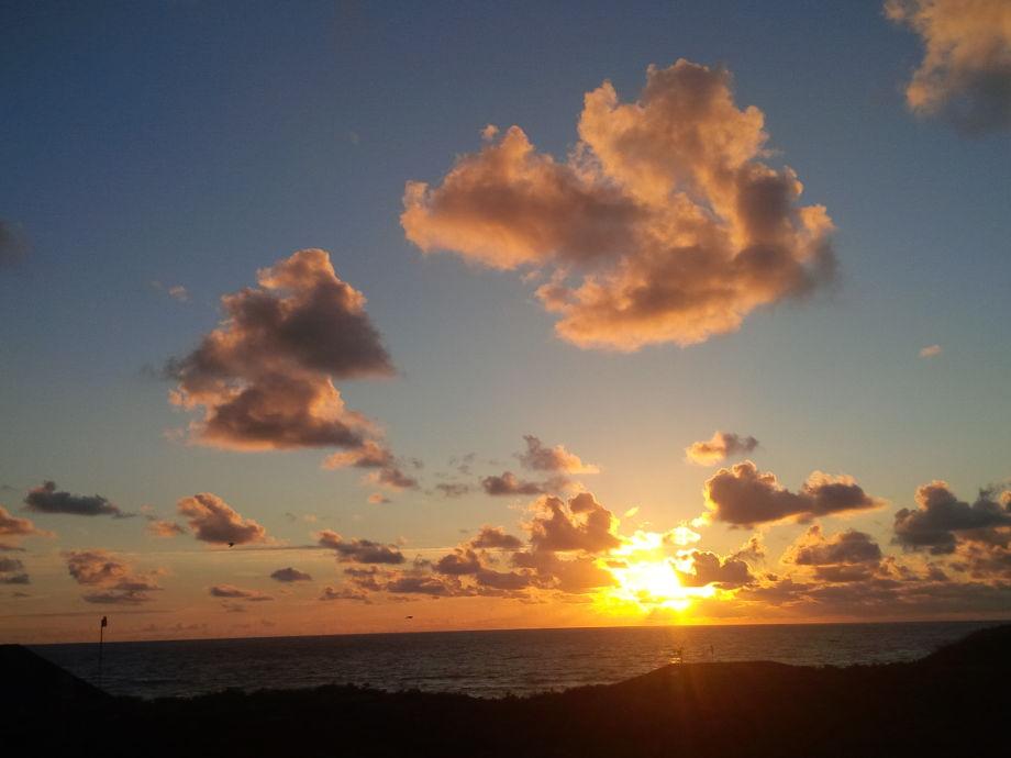 Sonnenuntergänge erleben