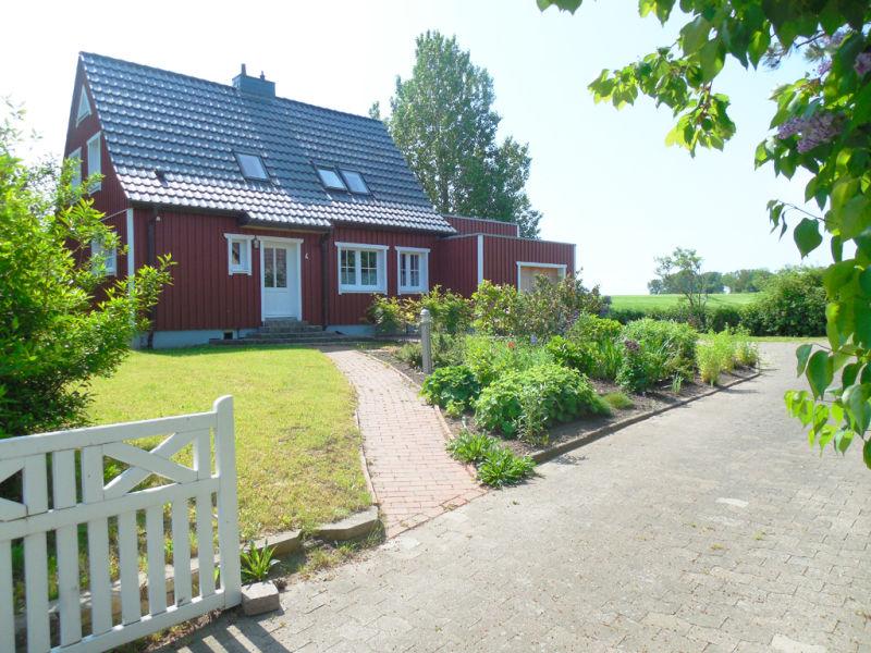 """Ferienhaus """"Malmö"""" am schönsten Fjord Deutschlands"""