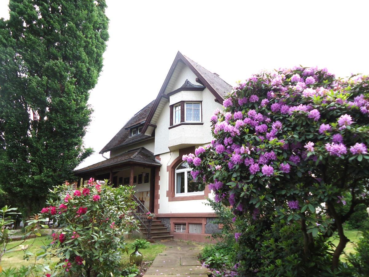Ferienwohnung Villa Zapf Zell Am Harmersbach Frau Eva Neuhaus