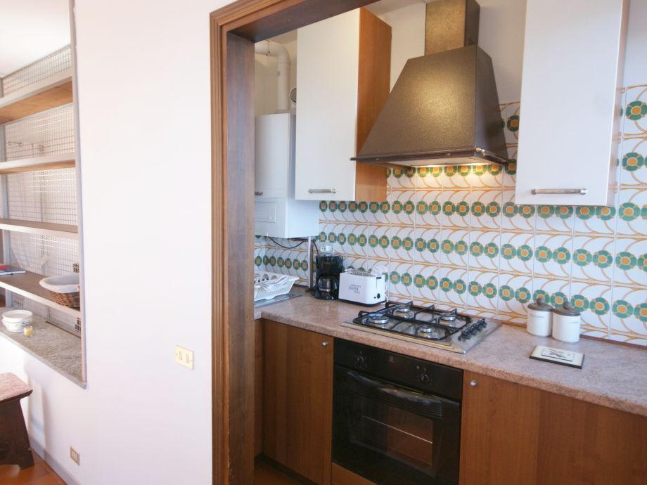 Funktionale Küchenzeile ~ ferienhaus mirtillo fernanda, piemonte lago maggiore
