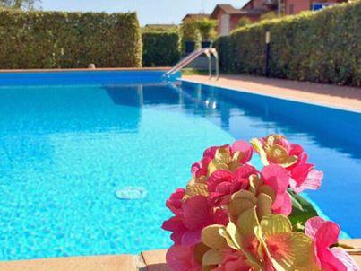 Apartment Ginestra mit großem Balkon und Pool