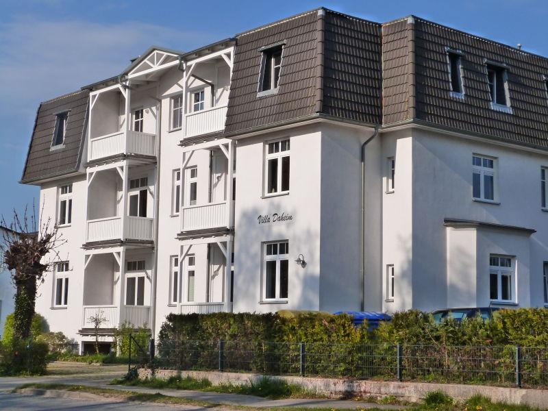 """Ferienwohnung """"Möwennest"""" in der Villa Daheim"""
