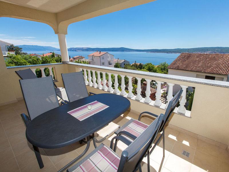 Ferienwohnung Residenz Crikvenica