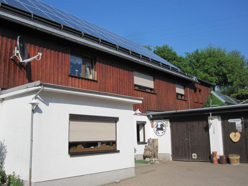Ferienwohnung auf dem Ferienhof Hausdorf
