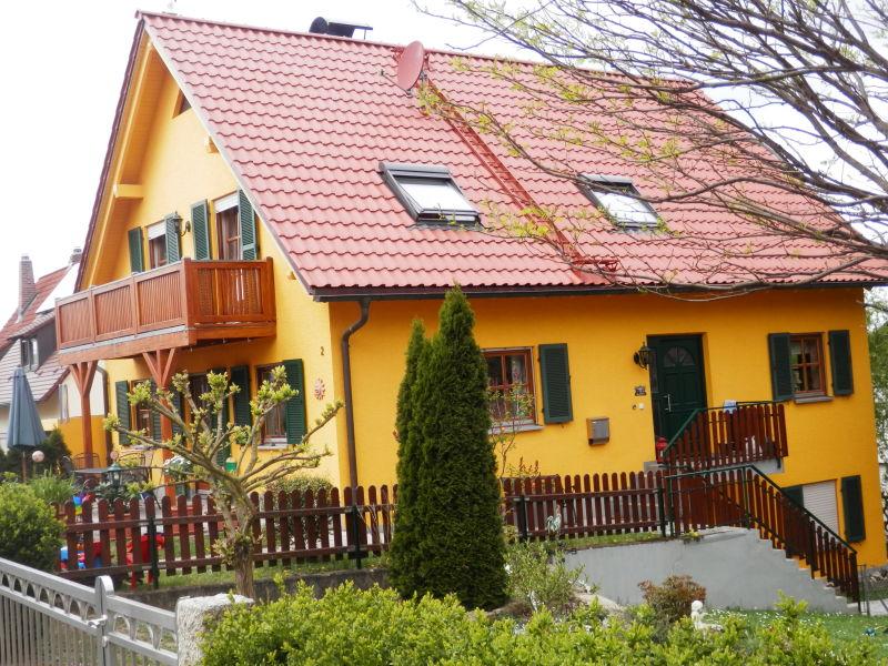 """Holiday apartment Ferienwohnung """"Jurablick"""""""