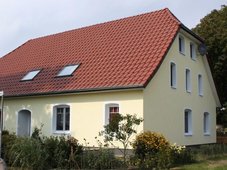 Am Dorfrand liegt das Haus im Wätjeweg