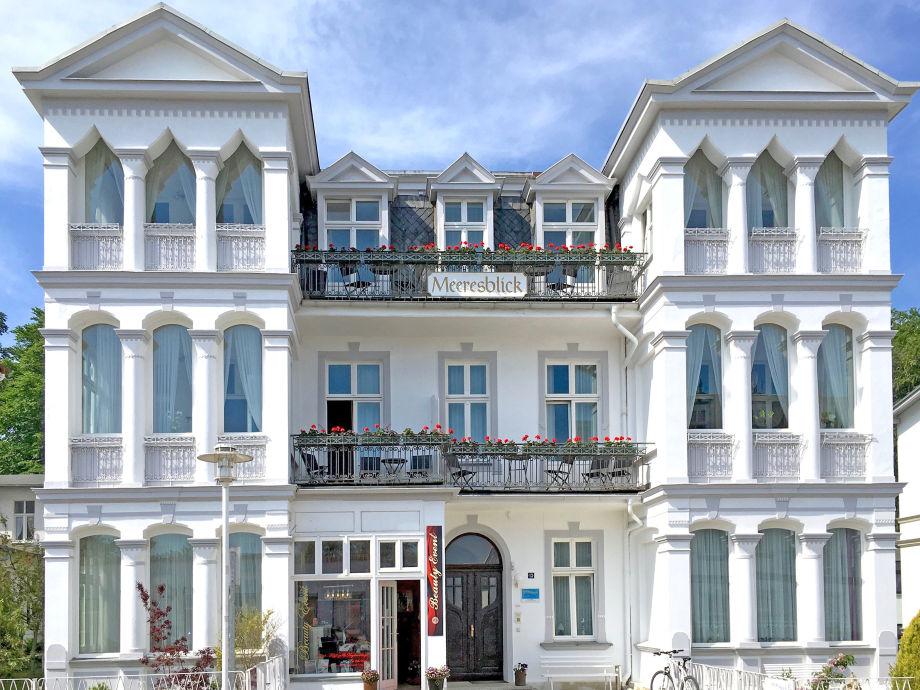 Villa Meeresblick auf der schönen Bergstraße