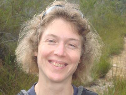 Your host Sonja Butzengeiger