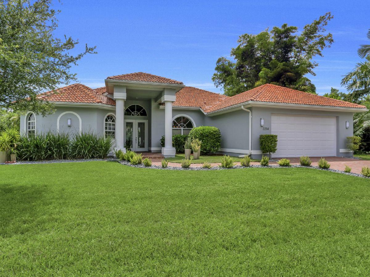 Ferienhaus Villa Secret Garden, Cape Coral, Frau Ingrid Wings