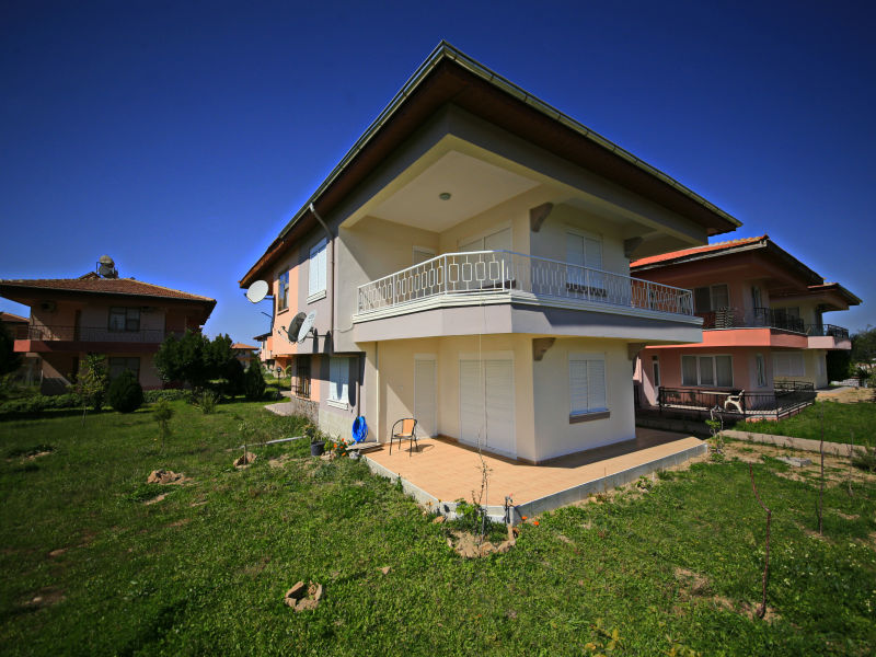 Ferienhaus Sandstrandhaus Rosmarin