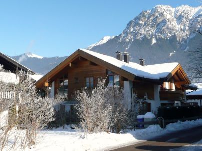 Bergwelt Haus 404