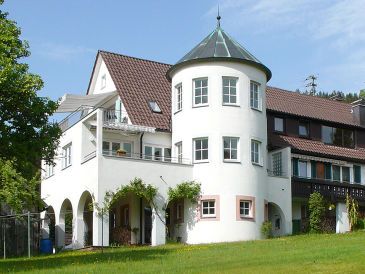 "Holiday apartment ""Turm Mitte"" in House Linde"