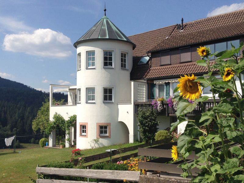 """Holiday apartment """"Turm Mitte"""" in House Linde"""