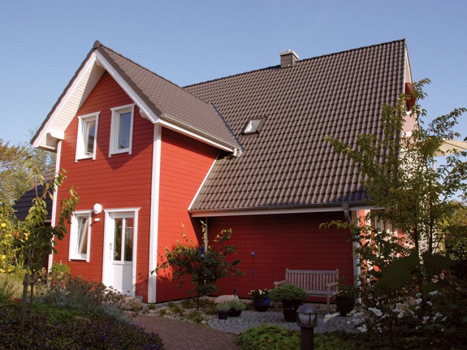 Außenansicht Schwedenhaus
