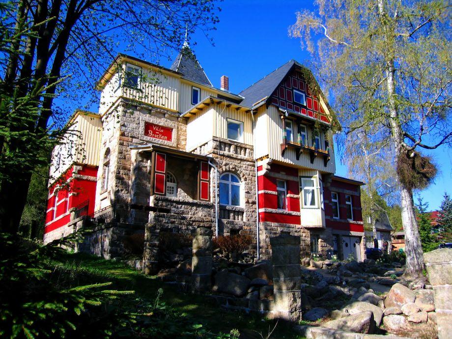 "Ferienanlage ""Villa am Brocken"""
