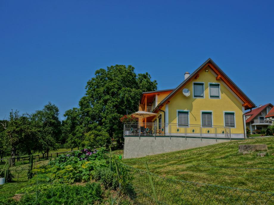 Landhaus Südsteiermark, wohnen wie im Paradies