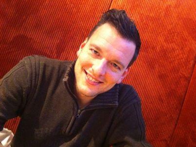 Ihr Gastgeber Guido van den Belt